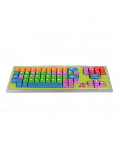 WOXTER KIDDY CLUB USB KIDS KEYBOARD COMBO