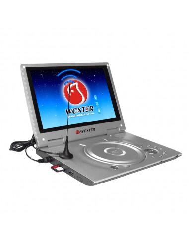 Woxter Onyx Pro 10 Black DVB-T